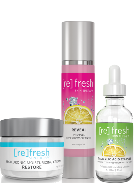 Refresh Skin Therapy - Acne Peel Kit
