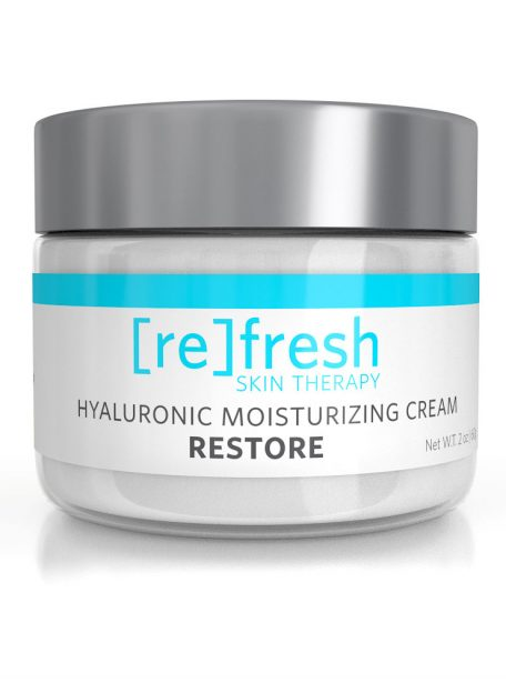 Refresh Skin Therapy - Restore Hyaluronic Moisturizing Cream