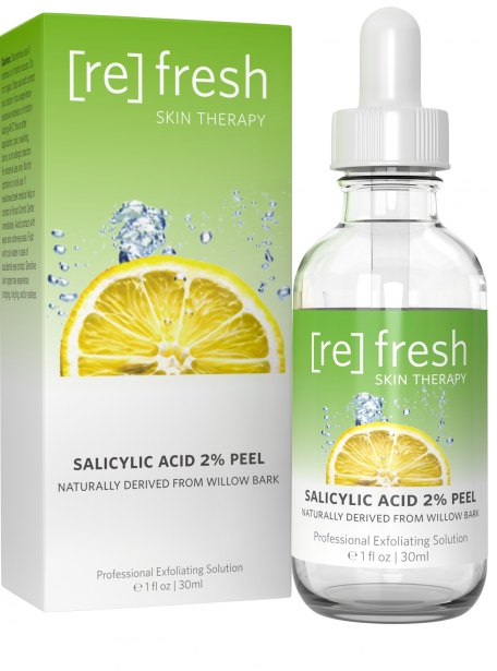 Refresh Skin Therapy - Salicylic Acid 2% Peel
