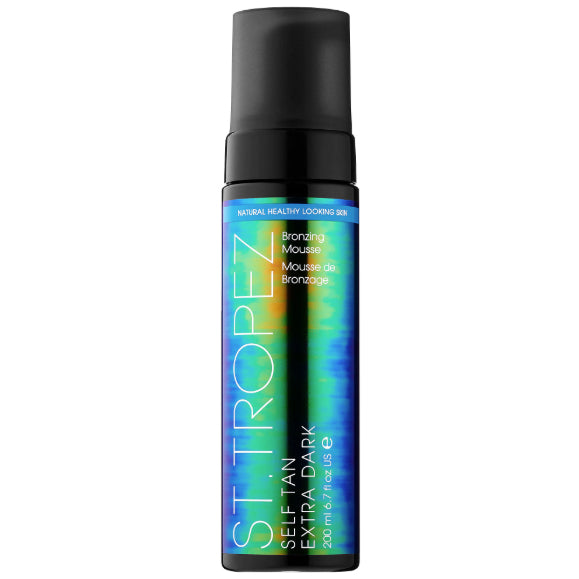 St. Tropez - Self Tan Extra Dark Bronzing Mousse (6.7 Oz.)