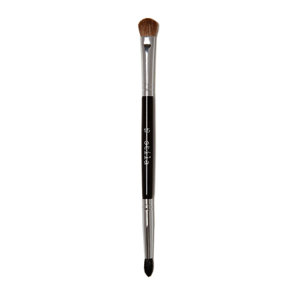 Stila - No.15 Double-sided Crease And Liner Brush