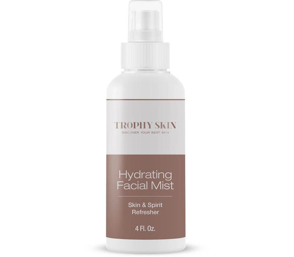 Trophy Skin - Hydrating Facial Mist 4 Oz.