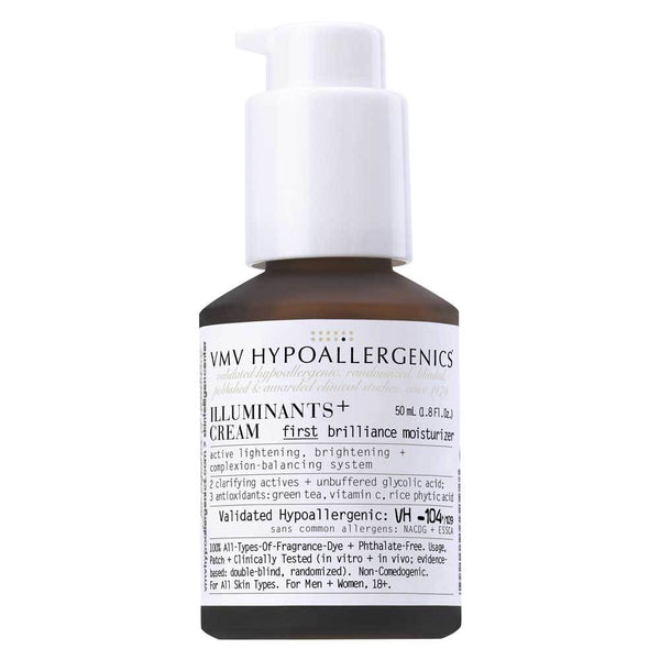 Vmv Hypoallergenics - Illuminants+ Cream: Primary Brilliance Moisturizer 50 Ml