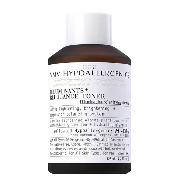 Vmv Hypoallergenics - Illuminants+ Brilliance Toner 125 Ml