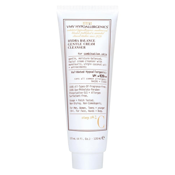 Vmv Hypoallergenics - Hydra Balance Gentle Cream Cleanser 120 Ml