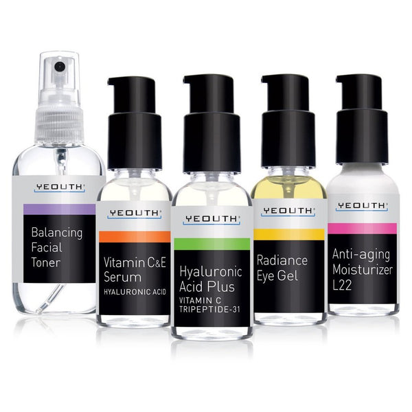 Yeouth - Complete Anti Aging Skin Care System