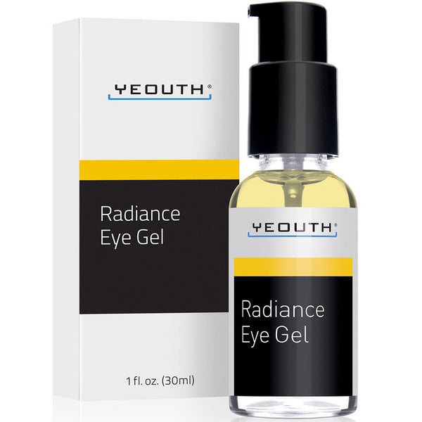 Yeouth - Radiance Eye Gel With Hyaluronic Acid And Tripeptide
