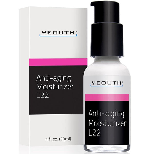 Yeouth - L22 Facial Moisturizer With Shea Butter, Jojoba & Macadamia Seed Oil