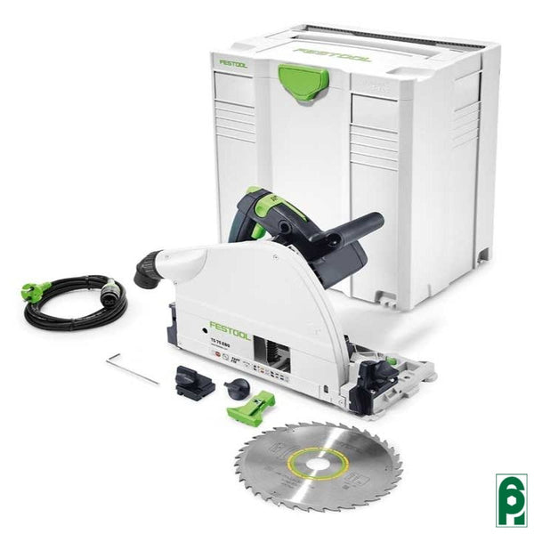 Sega Ad Affondamento Systainer Ts 75 Ebq-Plus 561182 Festool