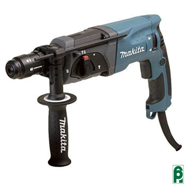 Tassellatore 780W Mm.24 C/led C/doppio Mandrino Hr2470Ft Makita Tassellatori