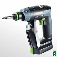 Trapano avvitatore batteria 10,8 V. 2,6 Ah in in Kit CDD 12 FX AS / ES-SET cod.564093 Festool palmieri-prova.myshopify.com