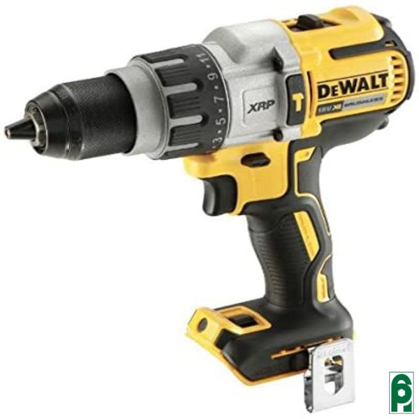 Trapano Percussione Xrp 18V Brushless Senza Batterie Dcd996Nt Dewalt Trapani