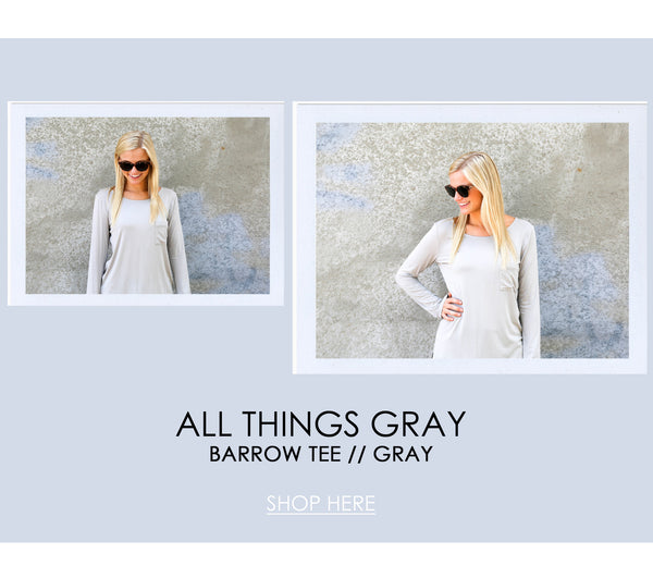 All Things Gray