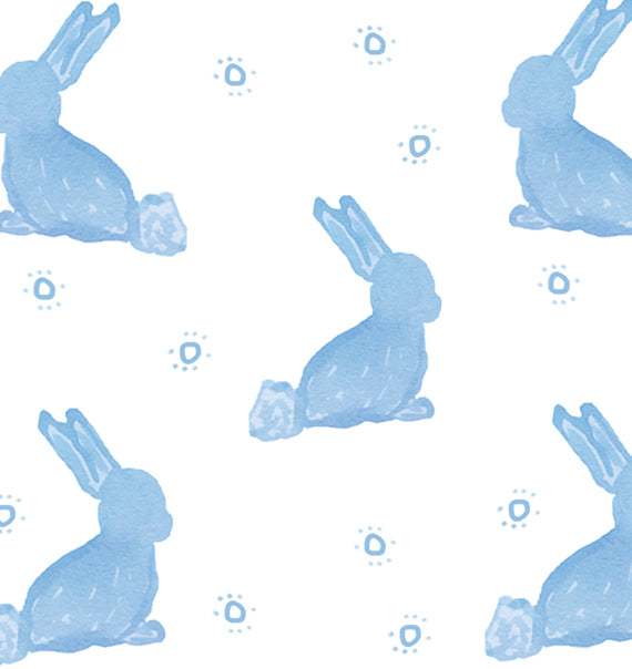 Cottontail Rabbit Print