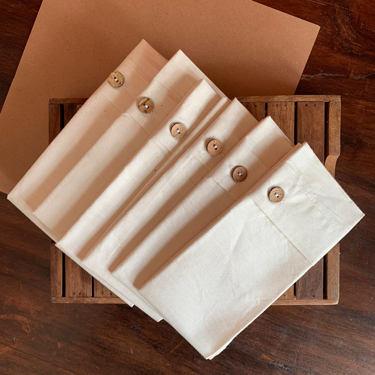 Fabric Bags - An Organic Approach To Preserve Your Precious Textiles.