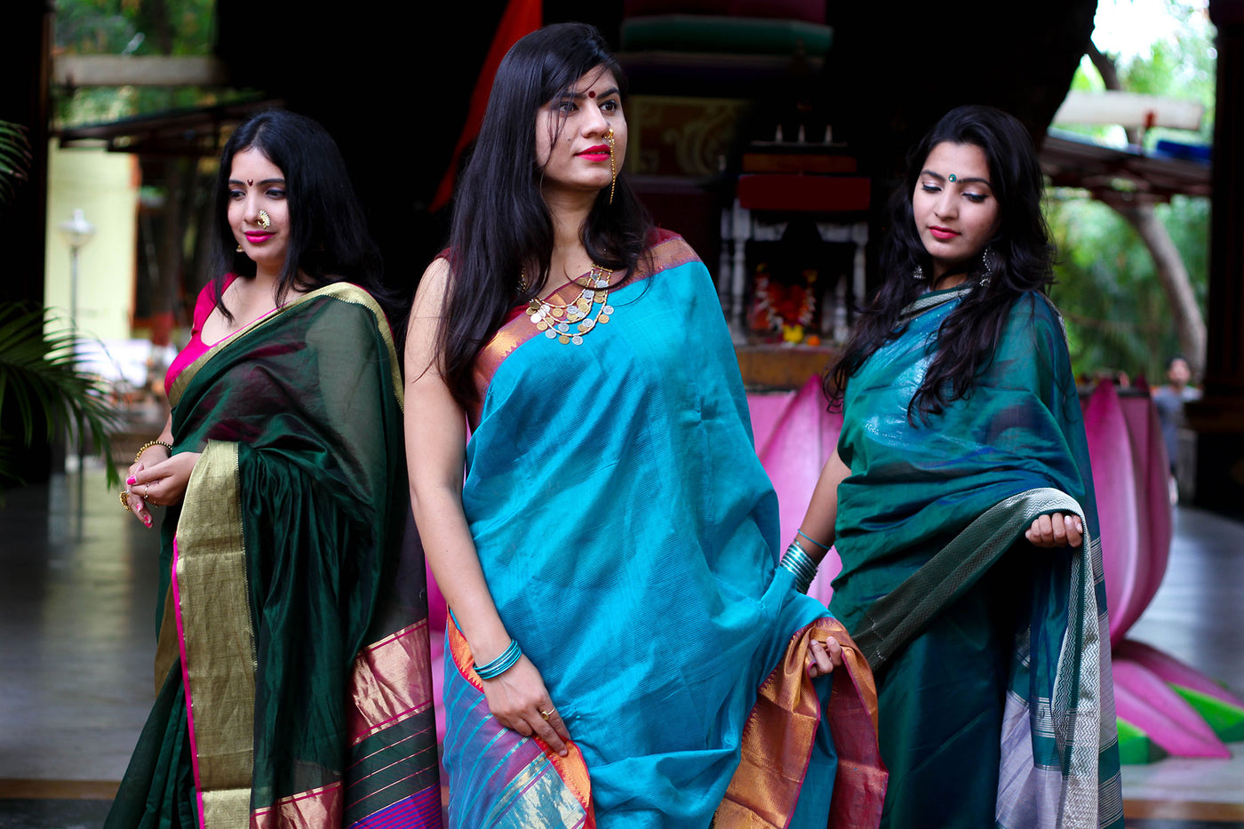 Best practices for saree wash & care