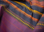 Soothing Mauve Pure Cotton Saree