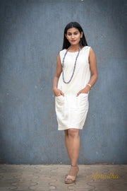 Khadi Dress  (Smart and Casual)