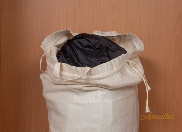 Bag For Bags - Set Of Two (22x20 inches, 12 inches base diameter)