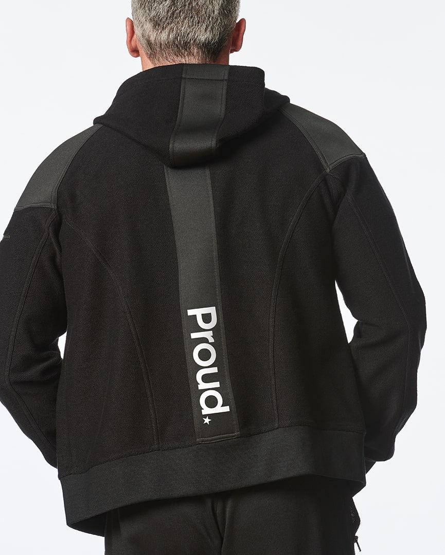 Load image into Gallery viewer, Be Bold - Bomber Hoodie