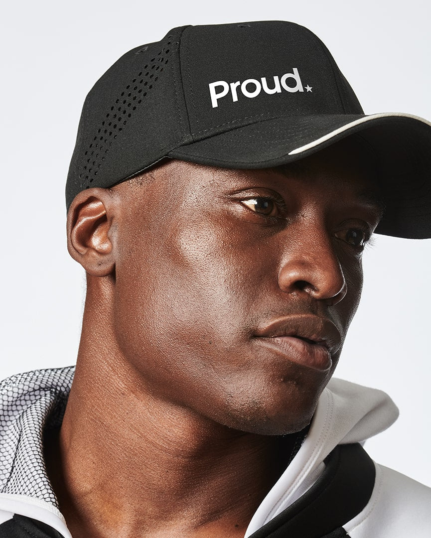 Performance Fitted Cap for Men
