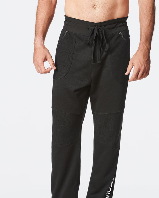 Black Jogger Pants for Men