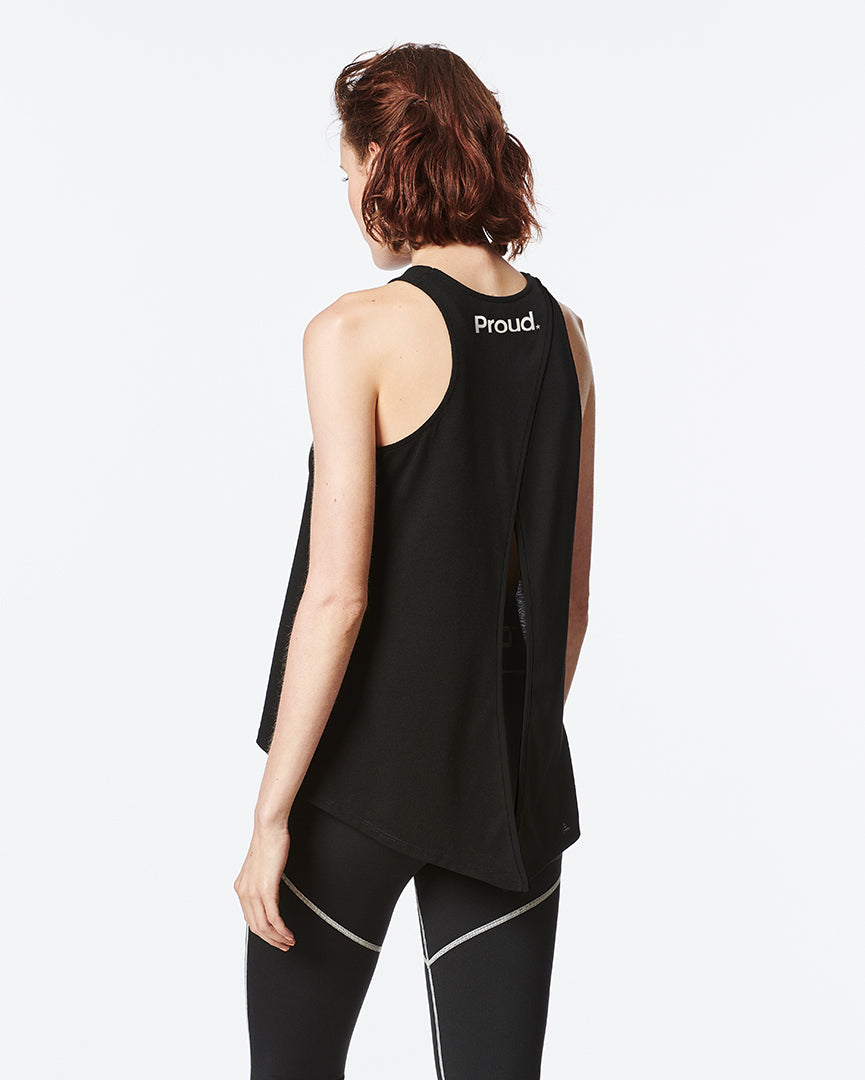 Load image into Gallery viewer, Athleisure Split Back Tank for Women