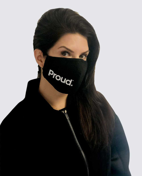 Be Protected - Face Mask with Filter