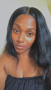 """Hey Girl"" Body Wave Lace Front Wig"
