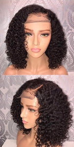 """Let Me Live"" Brazilian Curly Lace Wig"