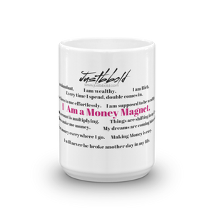 THE MONEY MUG 11oz & 15oz