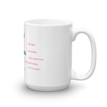 "Load image into Gallery viewer, THE ""I AM"" MUG 11oz & 15oz"