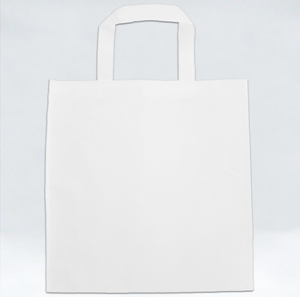 Non Woven Bag - Save the Wildlife by Valerent - White - Square