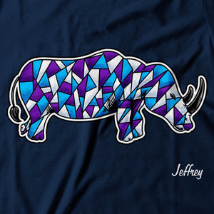 Rhino by Jeffrey - Navy