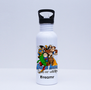 Sport Flask - Wildlife Hero by Reynold - White