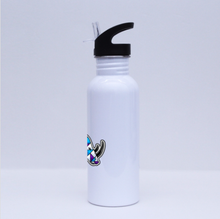 Load image into Gallery viewer, Sport Flask - Rhino by Jeffrey - White