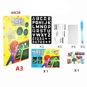 Magic Drawing Tablet