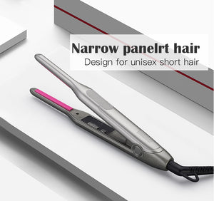 Short Hair Straightener And Curler