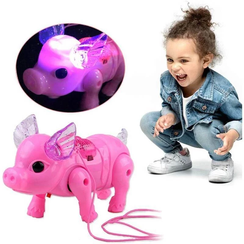 Electric Walking Musical Toy