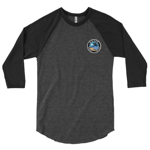 Gator Shadow 3/4 Sleeve Baseball Shirt