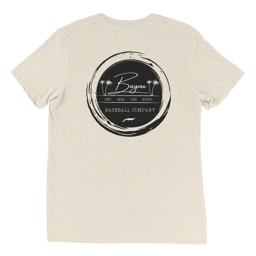 Black/White Label Tee