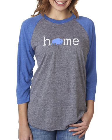 Home - Raglan T-Shirt