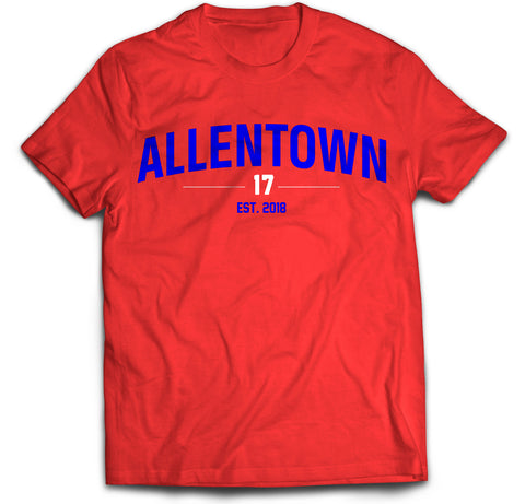 AllenTown - Red