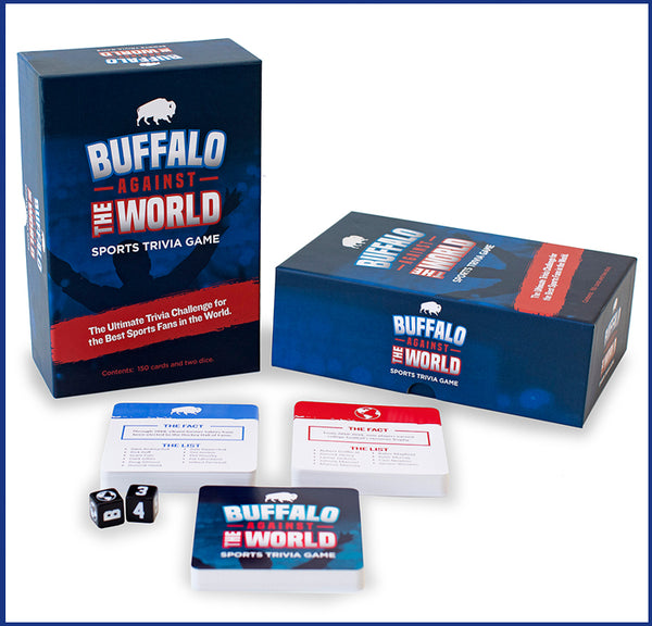 Buffalo Against The World - Sports Trivia Game