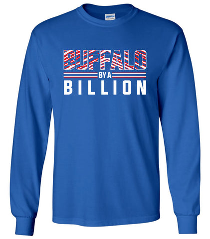 Buffalo By A Billion - LongSleeve T