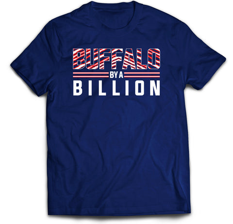 Buffalo By A Billion - Adult T