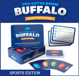 You Gotta Know Buffalo - Sports Trivia Game