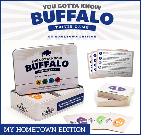 You Gotta Know Buffalo - My Hometown Edition