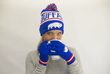Buffalo Gloves - Royal