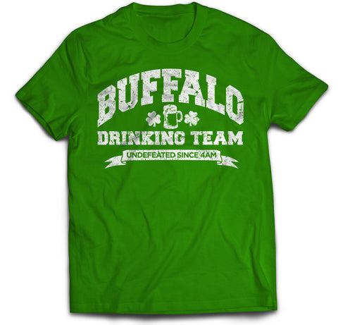 Buffalo Drinking Team T-Shirt